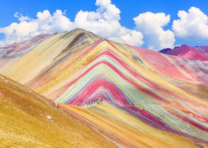 Montaña de Siete colores Perú