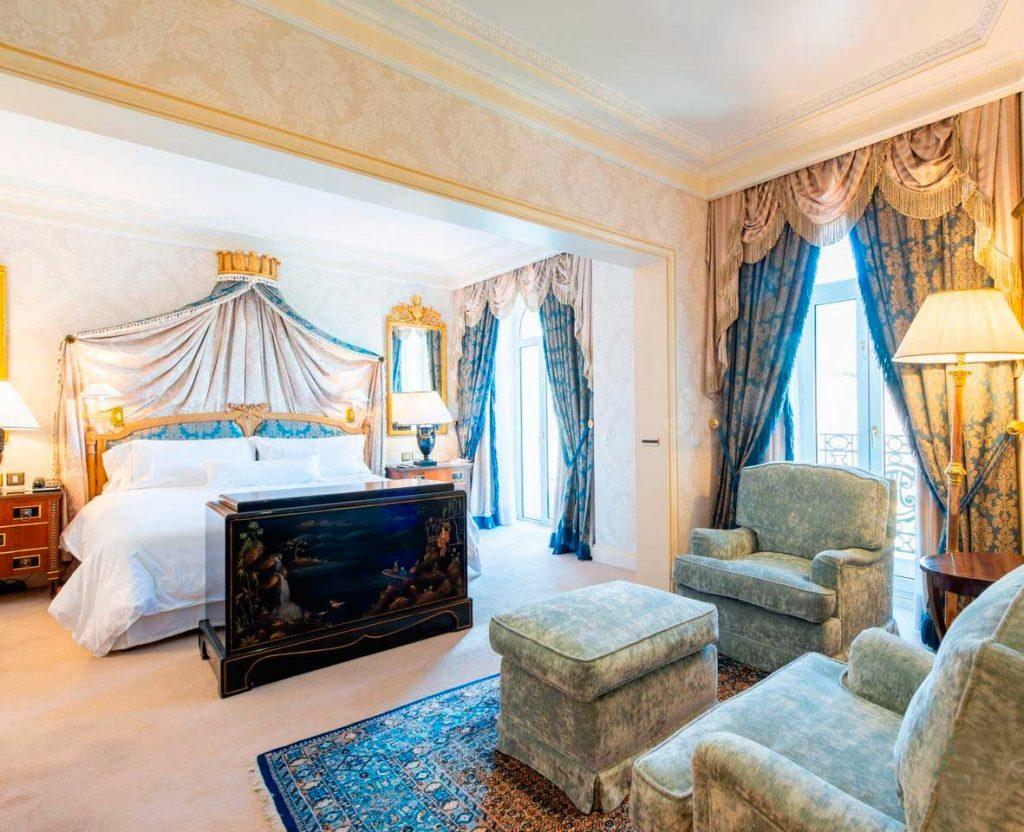 Valor de las habitaciones en The Wisten Palace Madrid
