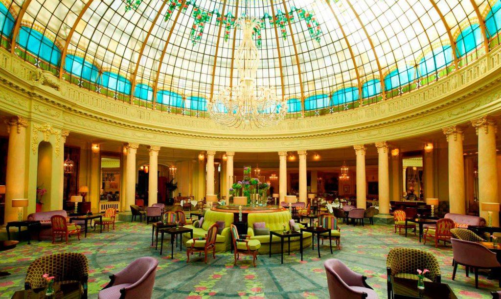 Restaurante La Rotonda The Wisten Palace