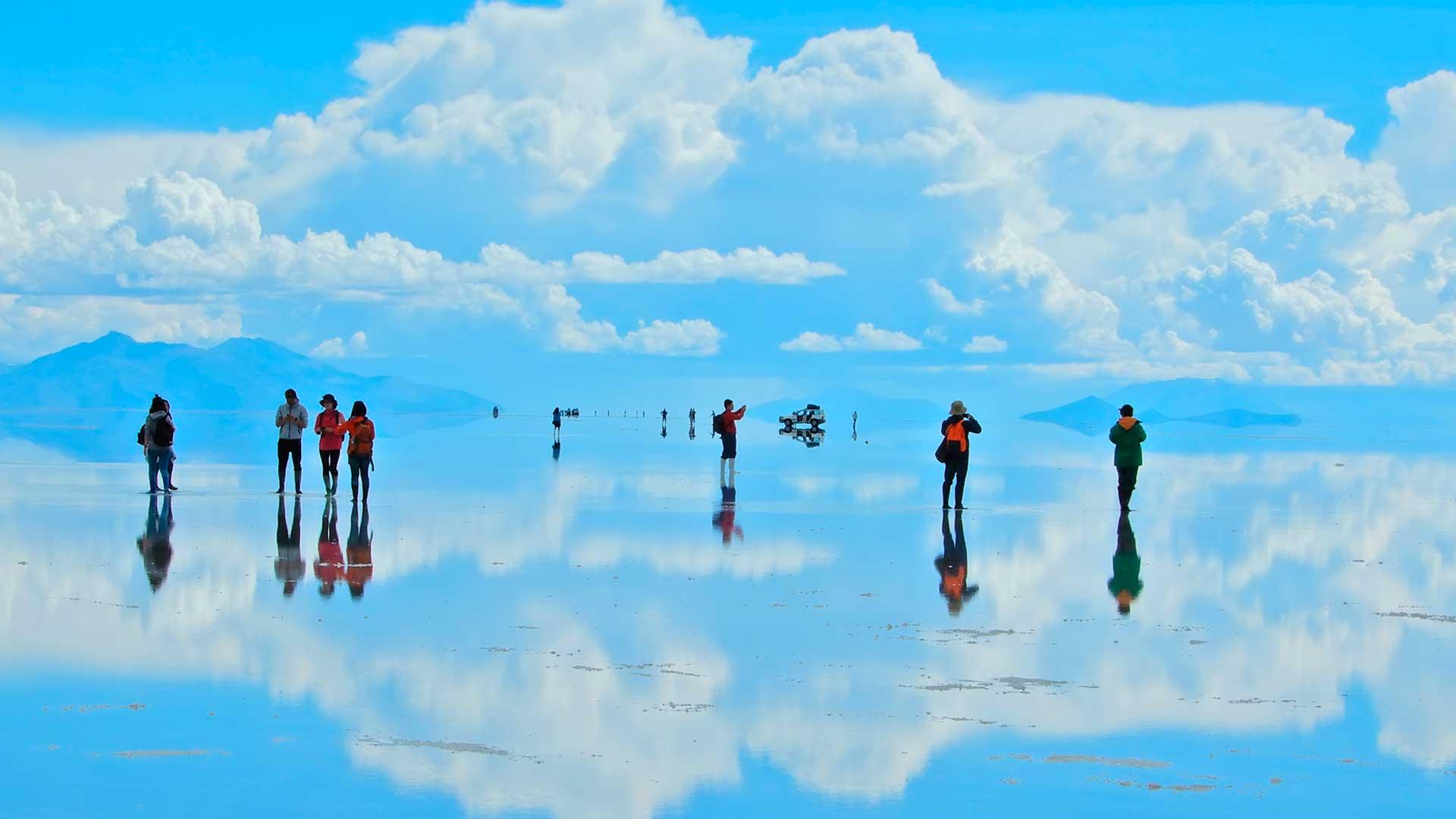 Salar Uyuni Desierto Bolivia